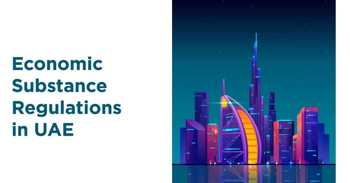 Economic Substance Regulations-UAE